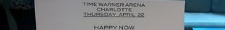Charlotte, Time Warner Cable Arena