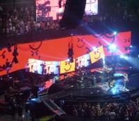Ostatnia noc wThe O2 Arena – 26 czerwca 2010r. – Swallow Moon