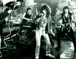 Jon Bon Jovi zzespołem