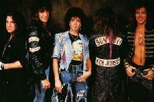 Bon Jovi ery New Jersey
