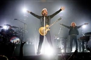 """""""Oficjalne"""" Bon Jovi wewrześniu 2015 roku"""