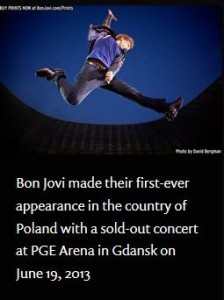 bon jovi com Polska