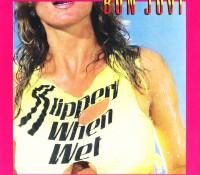 Nie tylko striptizerka – historia okładki albumu Slippery When Wet