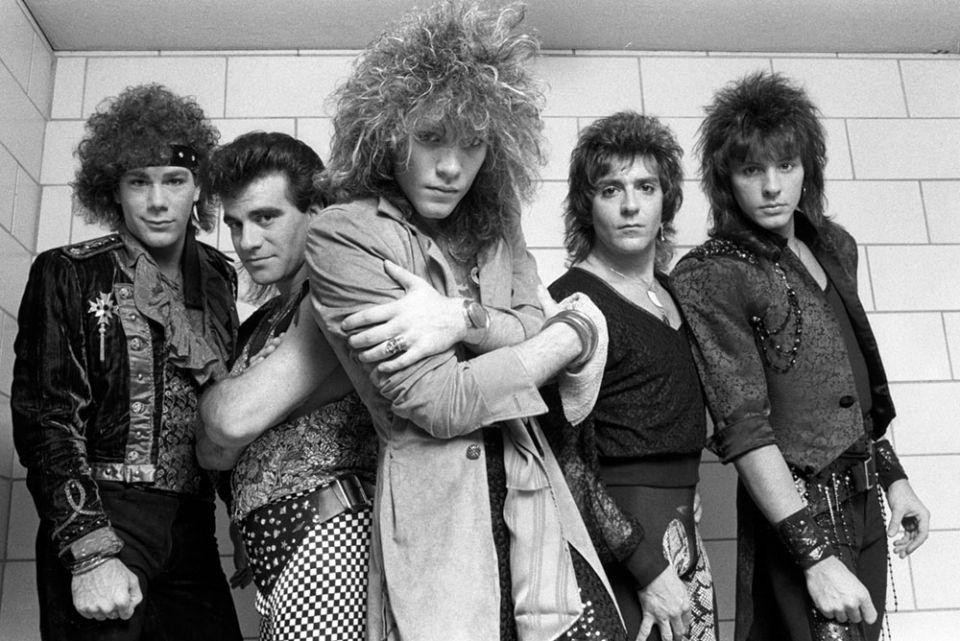 bon jovi 1985