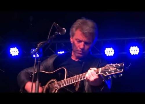 Jon Bon Jovi – Superman Tonight