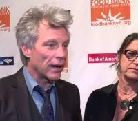 Jon iDorothea Bon Jovi nagali Food Bank Can-Do Awards