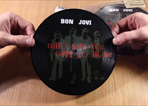 Klub kolekcjonera: Who Says You Can't Go Home – 7″ Vinyl Picture Disc