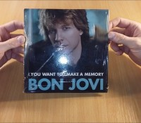 Klub kolekcjonera: (You Want To) Make A Memory – limitowany singiel 7″