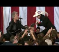 Lady Gaga i Jon Bon Jovi – Livin' On A Prayer