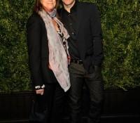 Jon i Dorothea na Tribeca Film Festival Artists Dinner