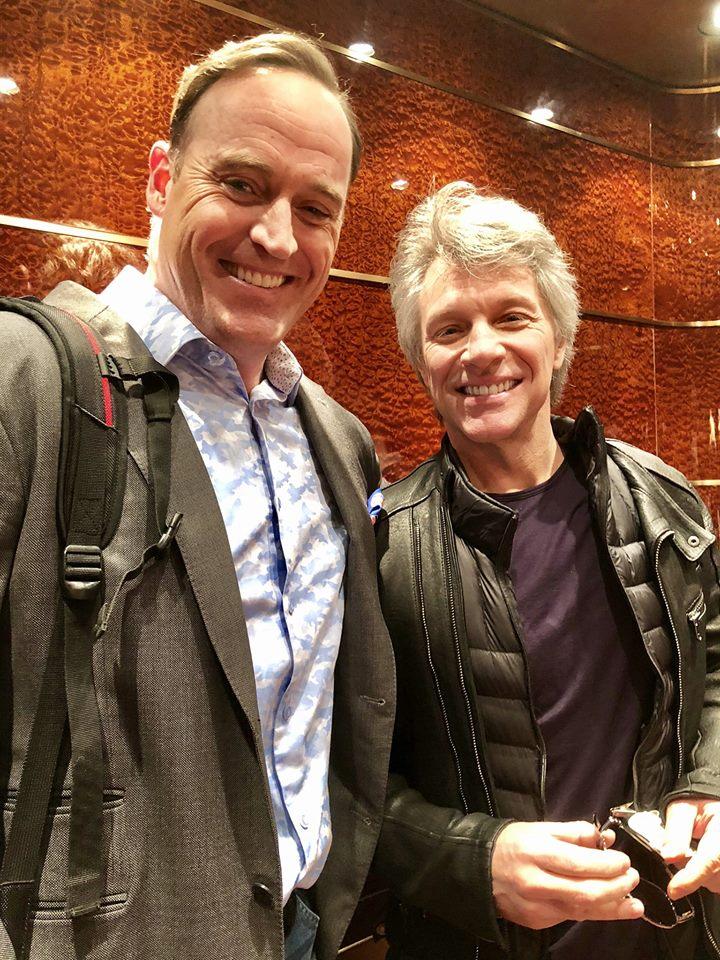 Jon Bon Jovi 2018