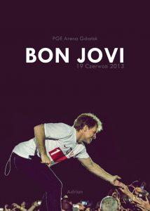 Koncert Bon Jovi wGdańsku