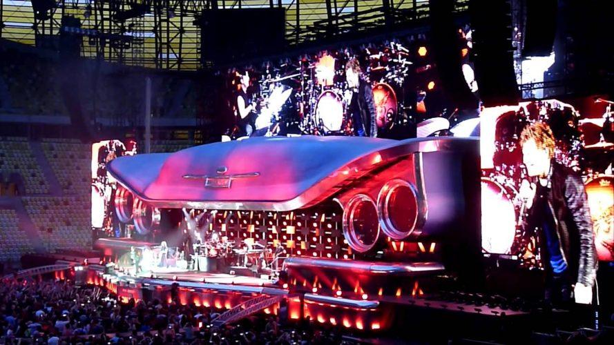 Bon Jovi trasa europa 2019