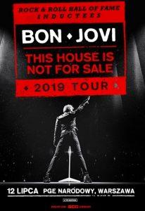 Bon Jovi Warszawa