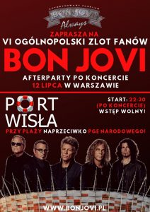 Afterparty plakat