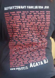 Koszulka redakcyjna tył