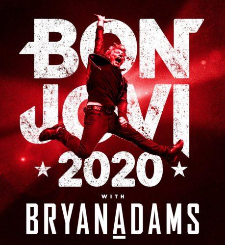 2020 Bon Jovi Tour